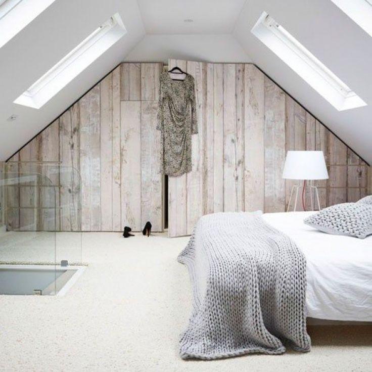 Een lage zolder inrichten is geen probleem met de volgende tips. - Makeover.nl