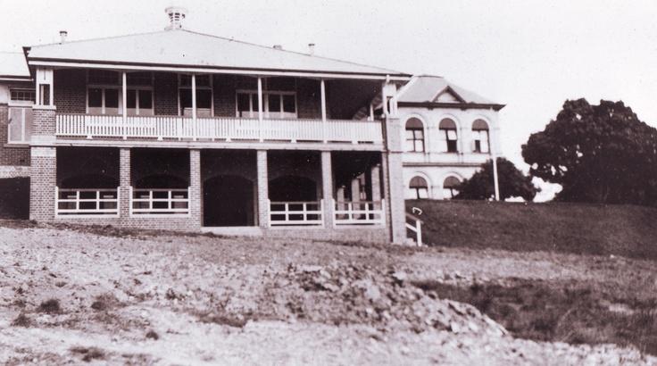 Science Wing at Brisbane Girls Grammar School - 1933