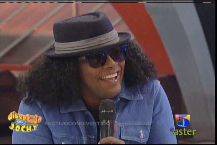 ontroversial Entrevista A Sergio Vargas Con Jochy Santos #Video