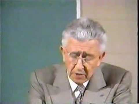 The Qur'an & The Modern Science - Dr. Maurice Bucaille (2/7) - YouTube