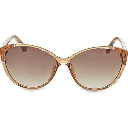 MICHAEL+KORS+-+Paige+cat's+eye+sunglasses+|+selfridges.com