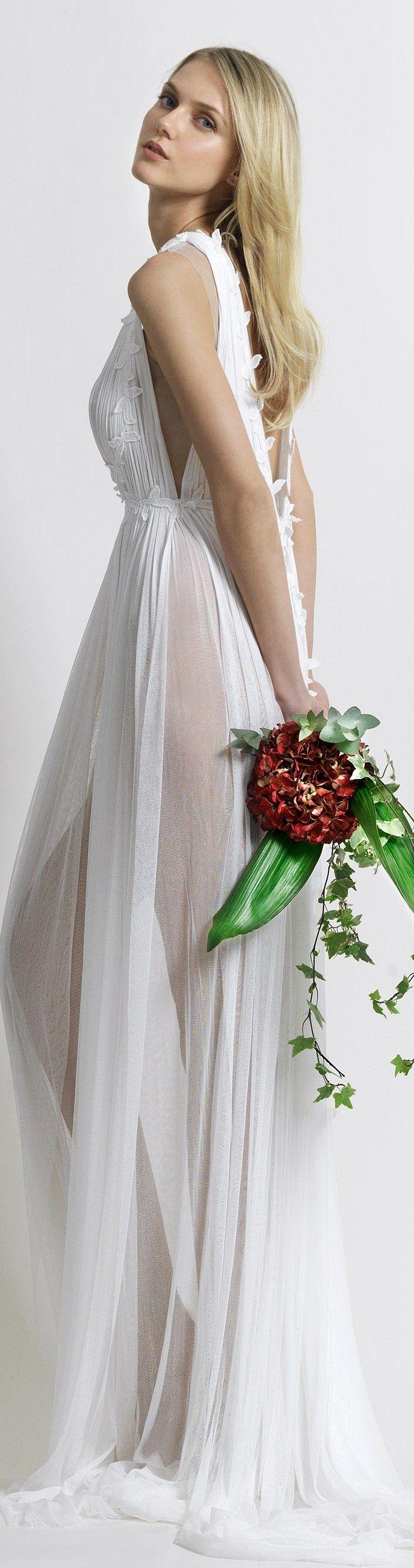190 besten Christos Costarellos Bilder auf Pinterest | Brautkleider ...
