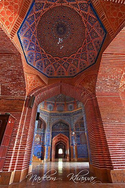 Shah Jahan masjid Thatta Sindh Pakistan