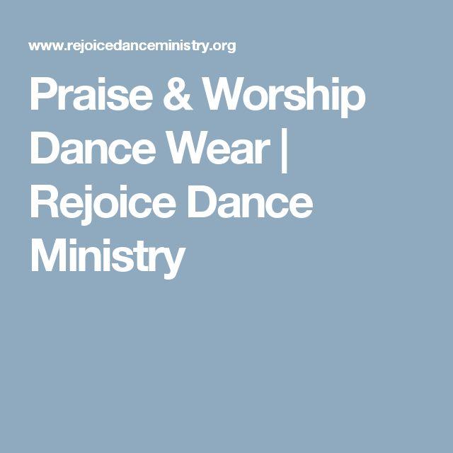 Praise & Worship Dance Wear | Rejoice Dance Ministry