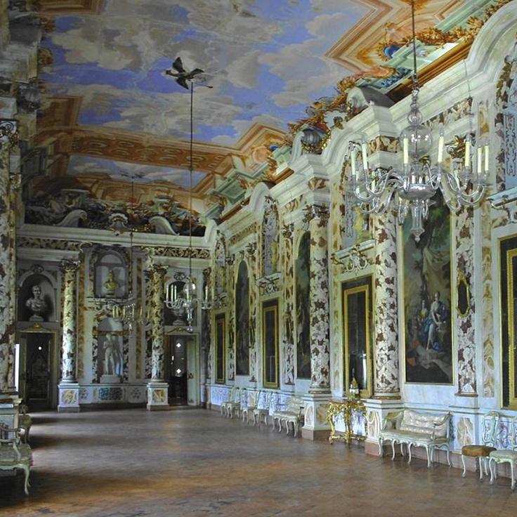 Salone delle Feste, Castello di Lanciano, #Camerino