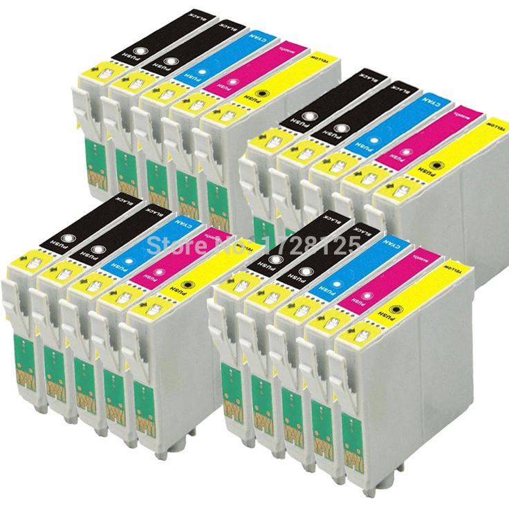 20x T0711 T0712 T0713 T0714 Ink cartridges for Epson stylus DX8400 DX8450 DX9400 DX9400F with chip Nail That Deal http://nailthatdeal.com/products/20x-t0711-t0712-t0713-t0714-ink-cartridges-for-epson-stylus-dx8400-dx8450-dx9400-dx9400f-with-chip/ #shopping #nailthatdeal