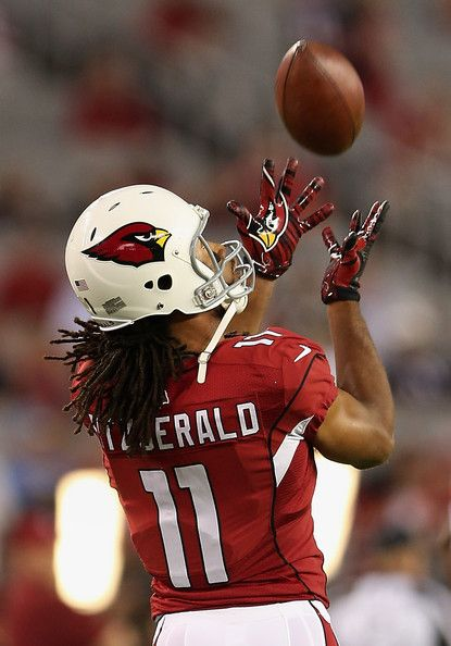 Larry Fitzgerald Photos: San Diego Chargers v Arizona Cardinals