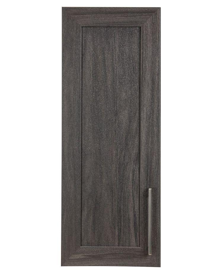 Cutler Karoo Ash Transitional Medicine Cabinet 1 Door