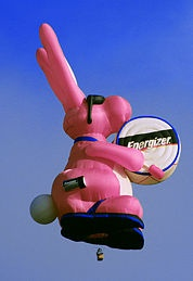 Make an Energizer Bunny Costume