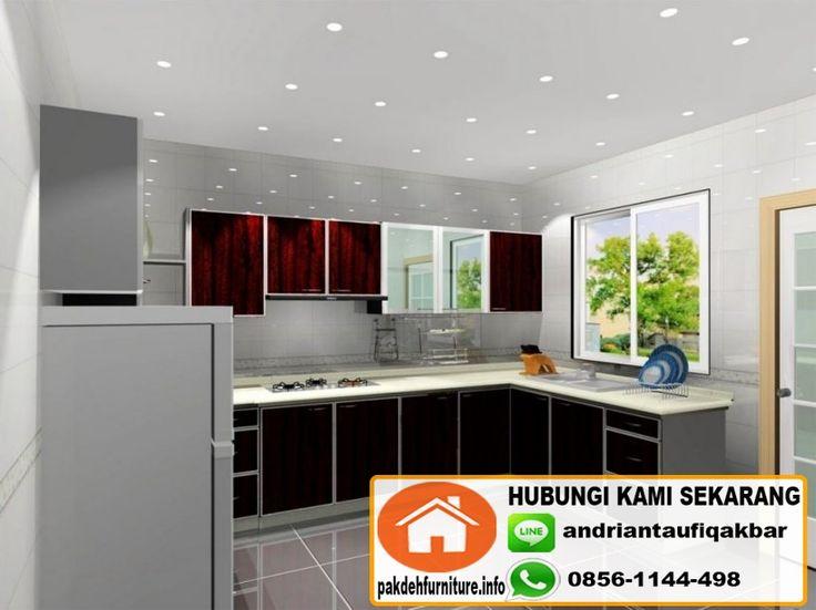 Jual Custom Kitchen Set Minimalis Murah Di Bogor