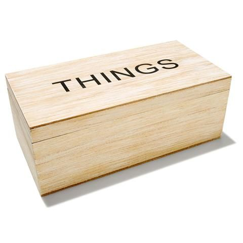 things Box homemaker