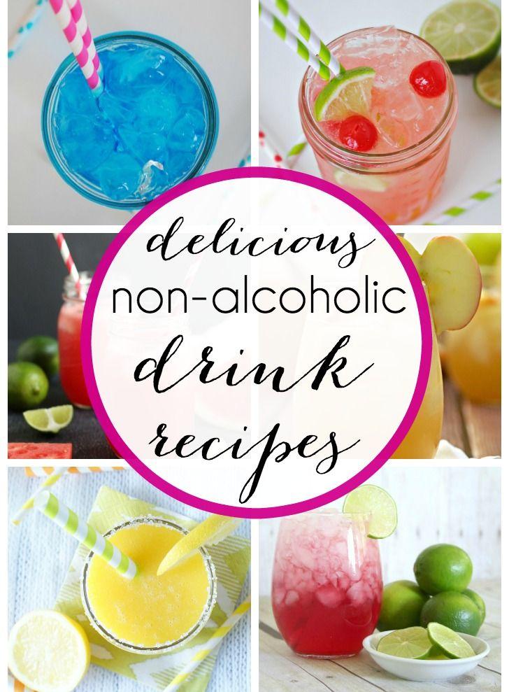 Non-Alcoholic Drink Recipes