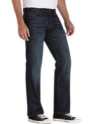 Lucky Brand 221 Original Slim Fit Jeans