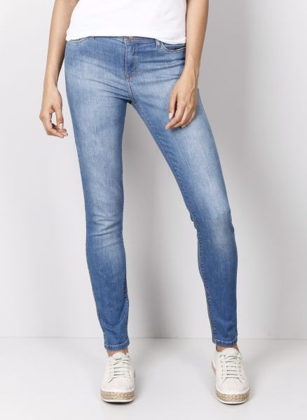 76c8b83cb TNG Calca Feminina em Jeans Super Skinny - Calca Feminina em Jeans Super Skinny  Calca feminina