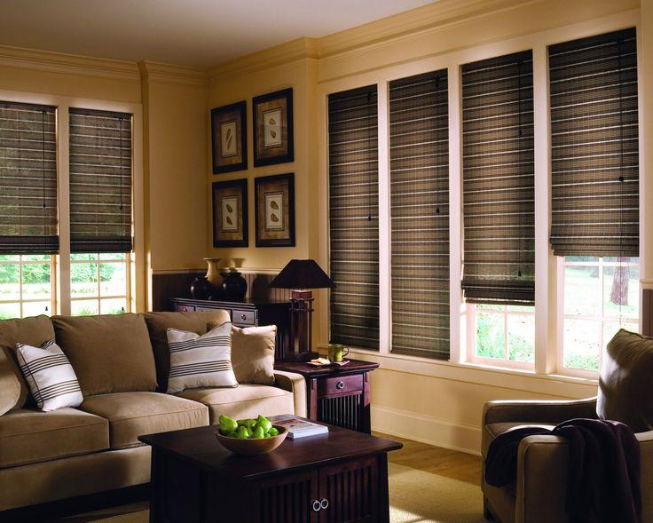 Un des aspects principaux qu'il faut penser en décoration... l'habillage de fenêtre.