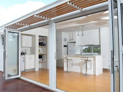 how to build a container home australia