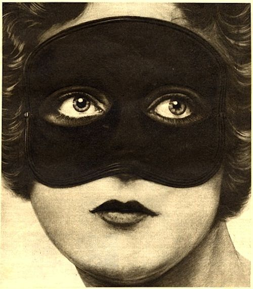 From the cover of Police magazine, Paris, 1930