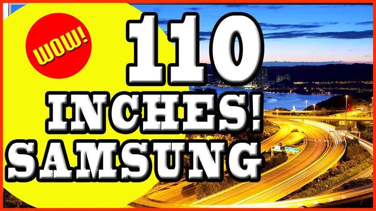 110 inch TV - 60 Inch TV - Best TV Deals - Cheap TVs