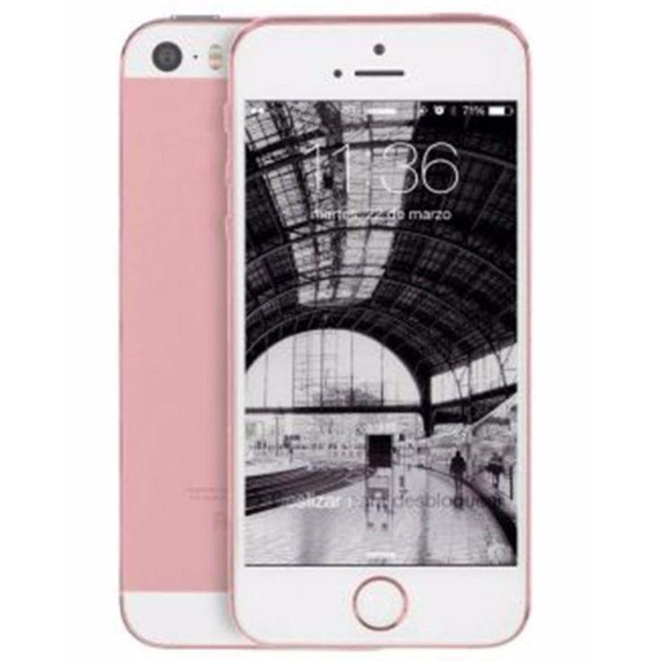 มองหาราคาถูก<SP>Apple iPhone SE 32GB - Rose Gold - intl++Apple iPhone SE 32GB - Rose Gold - intl 4 inches (diagonal) Height: 4.87 inches (123.8mm) Width: 2.31 inches (58.6mm) Weight: 3.99 ounces(113grams) Fingerprint sens ...++