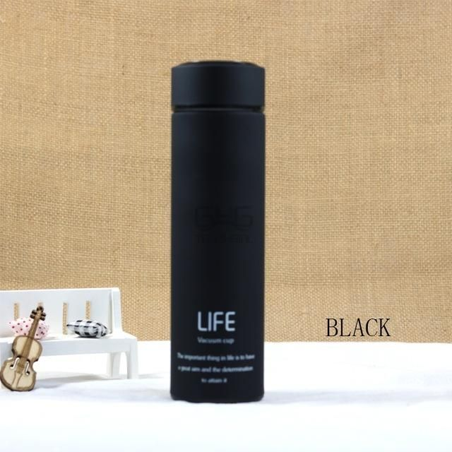 500ML High Quality Stainless Steel Vacuum Flask Thermal Cup Coffee Thermos Mug Water Bottle Sports Thermos Garrafa Termica