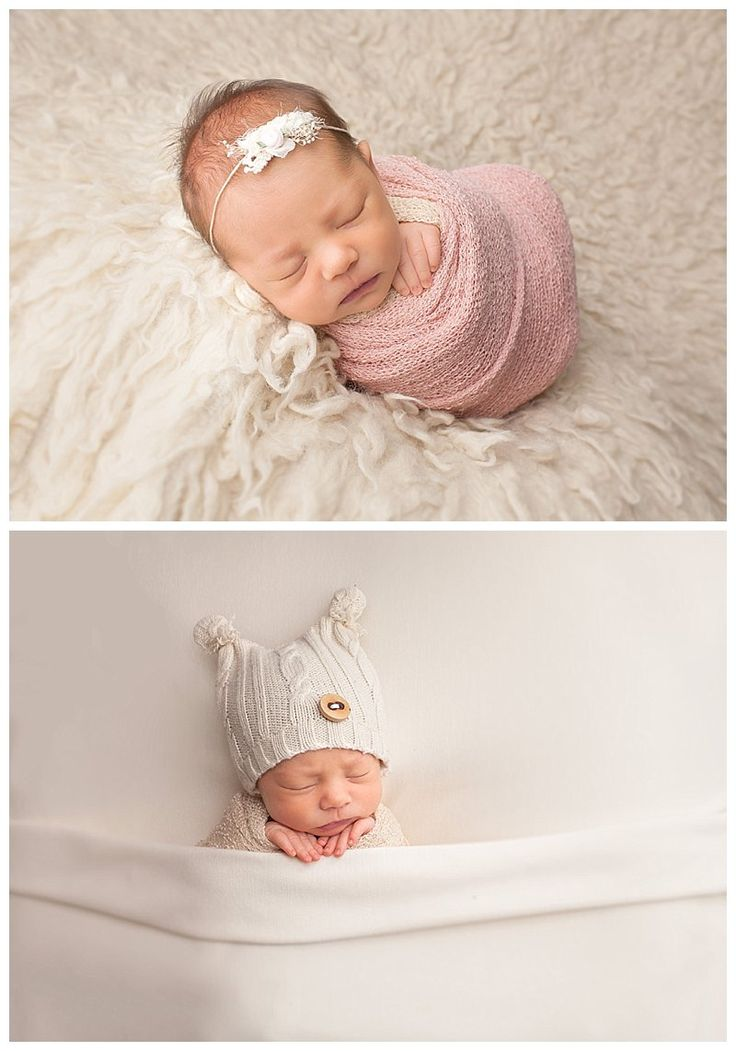 Welcome home newborns an eau claire wi newborn photographer baby girl wrapped and