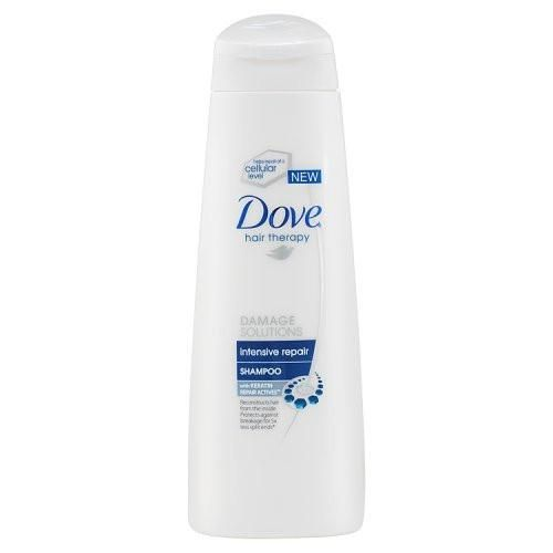 Did you know? Split ends and breakage show that hair is weakened not only outside but also inside. Dove intensive repair shampoo leaves hair strengthened and resilient to future damage. #hair #haircare #mensgrooming