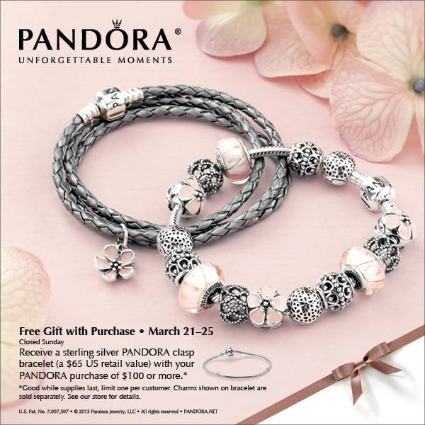 """Upcoming Pandora Jewelry Promotions: 17 Best Images About Be In """"The Know"""" At MarBills On"""