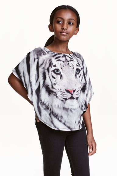 Top ample | H&M