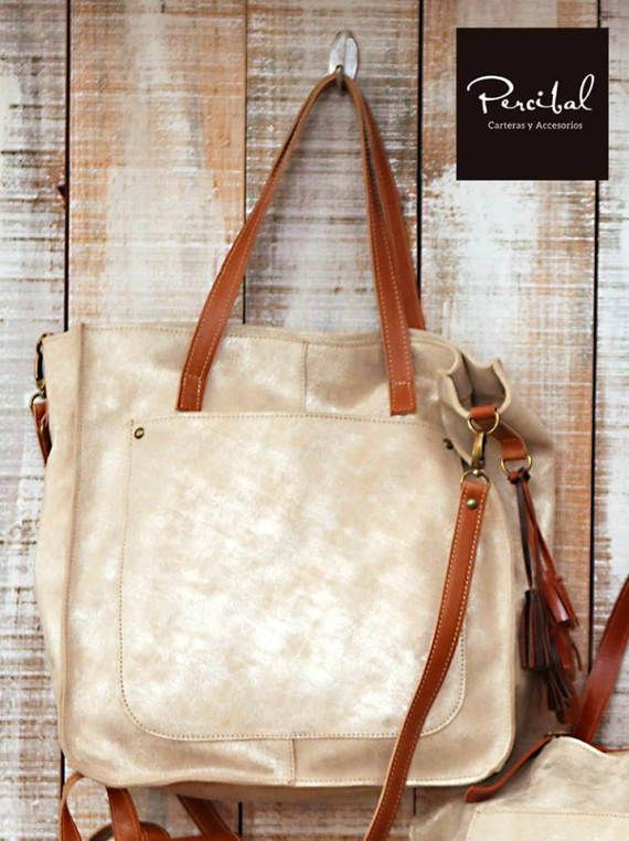 25  Best Ideas about Silver Tote Bags on Pinterest | Leather tote ...