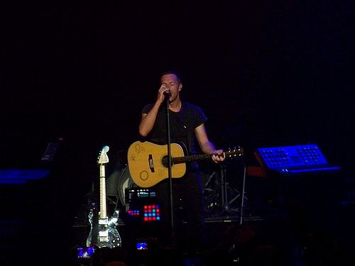 Coldplay Tour 2014