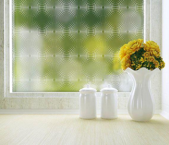 Radiant Privacy Window Film - Standard 36 in. x 48 in.