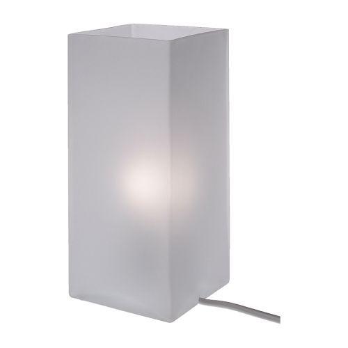 GRÖNÖ Table Lamp IKEA Gives A Soft Mood Light. Mouth Blown Glass; Each Lamp
