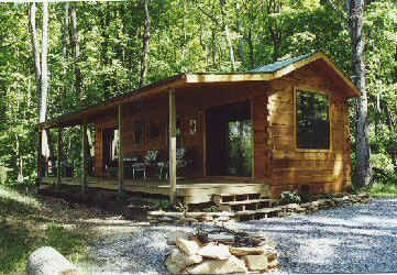 A Pre-Manufactured Cabin I would like to put on my property