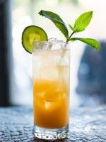 The 10 Tastiest Mocktails To Chug-A-Lug NOW #refinery29  http://www.refinery29.com/2013/06/48678/best-non-alcoholic-drinks#slide-3  Virgin Hakka, $8, at Hakkasan  The folks at Hakkasan take cocktails very seriously, complete with serving up its signature drink sans alcohol. The creamy, frothy coconut and lychee bevy is paired to perfection with a homemade, passion fruit puree syrup (think of a buttered-popcorn jelly bean liquefi...