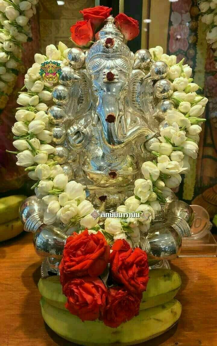Beautiful Ganapati Decoration Ganpati Decoration