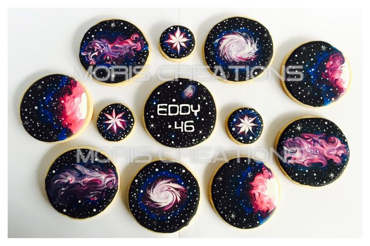 Galaxy cookies | Cookie Connection