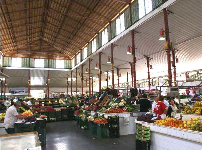El mercado de Almería - Artículo