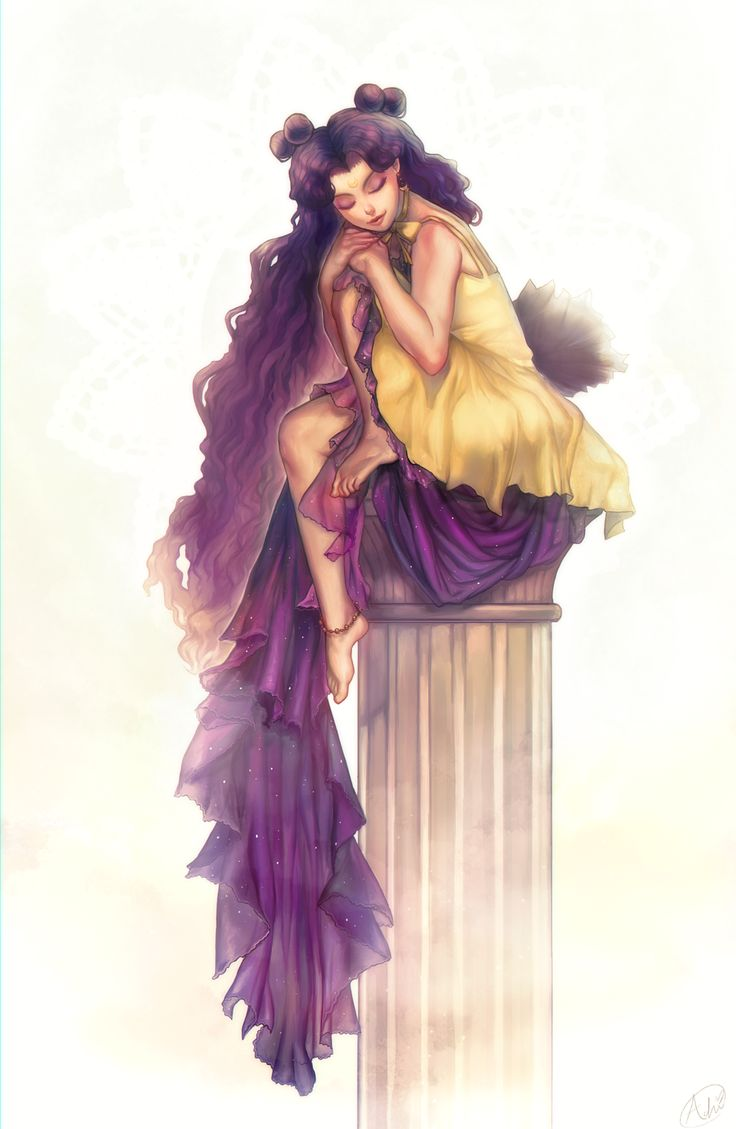 Luna - Sailor Moon by Oa-chi.deviantart.com on @DeviantArt