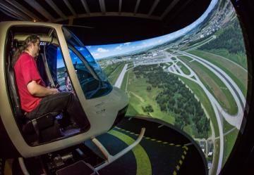 Helikopter Bell 206 Jet Ranger Simulator - Zürich | Flugsimulator-Vergleich - Tutorials, Videos, Tests, Buchen und als Geschenk