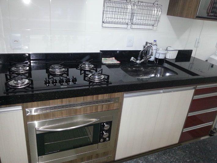 Forno para cooktop, Decoração cozinha fogão cooktop e Fogão
