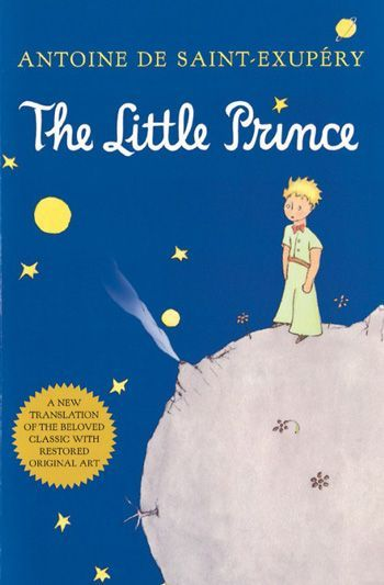 The Little Prince, by Antoine de Saint-Exupery. A beautiful classic! I love especially the description of friendship through the story of the fox!