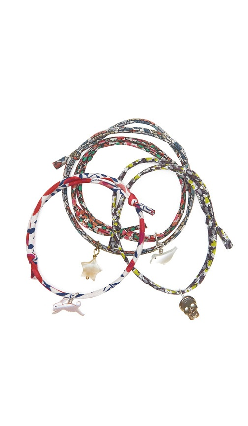 Liberty Charm Bracelets - Plümo Ltd