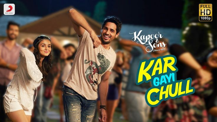 Kar Gayi Chull - Kapoor & Sons   Sidharth Malhotra   Alia Bhatt   Badsha...