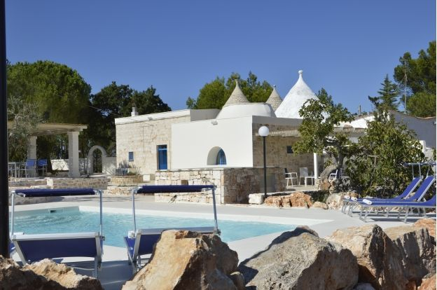 Trullo Vista Blu – And what a view!! - sleeps 6 + 2 with pool | ITALY Magazine