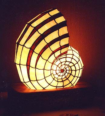 17 Best Images About Stained Glass Lamps On Pinterest