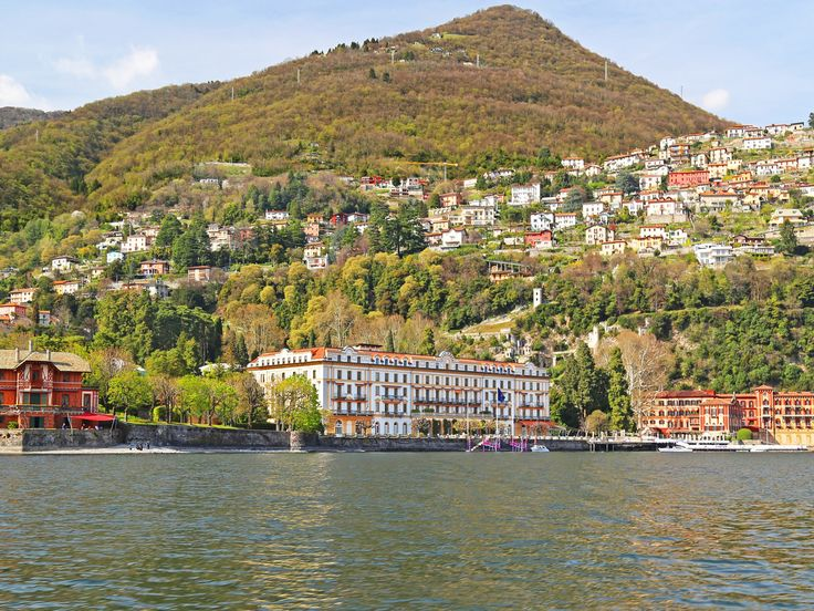 Touring by boat offers dramatic views of Lake Como's legendary villas and picturesque small towns.