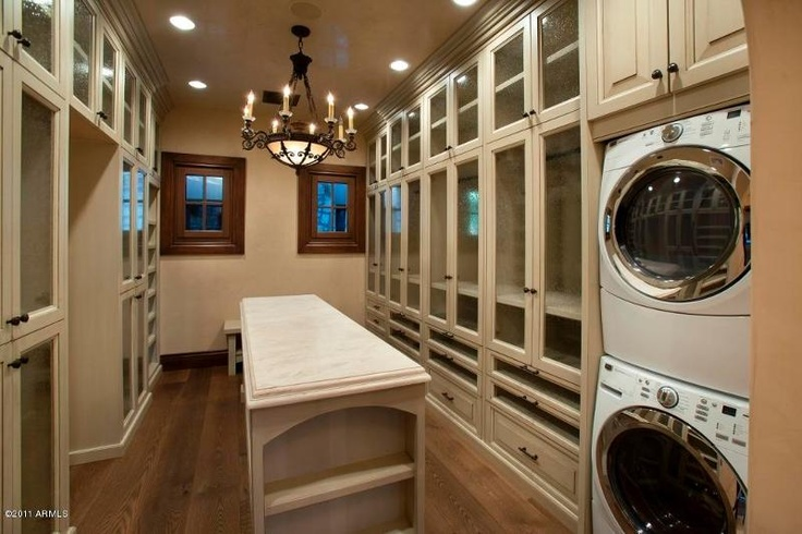 Best Closet With The Washer Dryer In It Hipster Bedroom 400 x 300