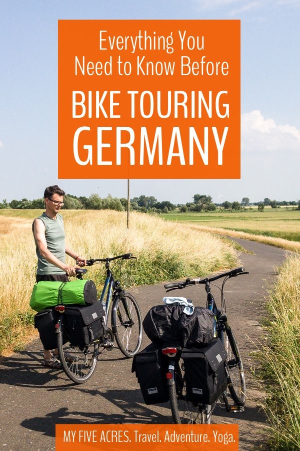 Bike Touring Germany: The whole lot You Must Know for an Superb Journey