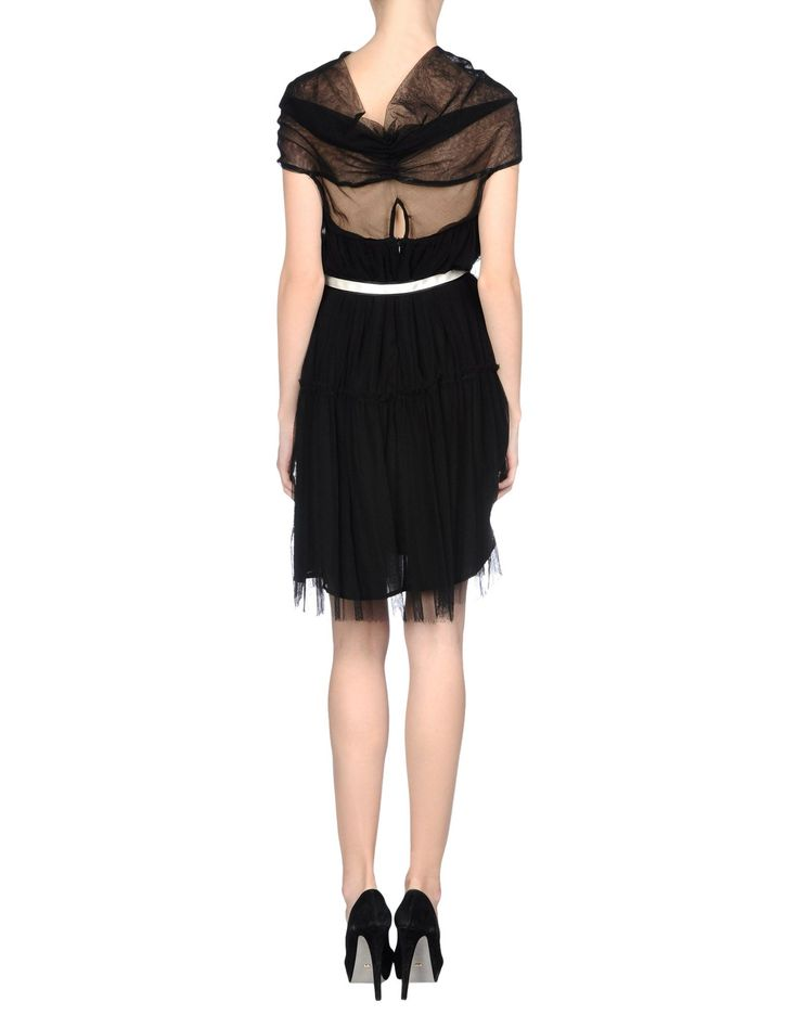 Elisabetta Franchi For Celyn B. Short Dress - Men Elisabetta Franchi For Celyn B. Short Dresses online on YOOX Canada - 34492720AS