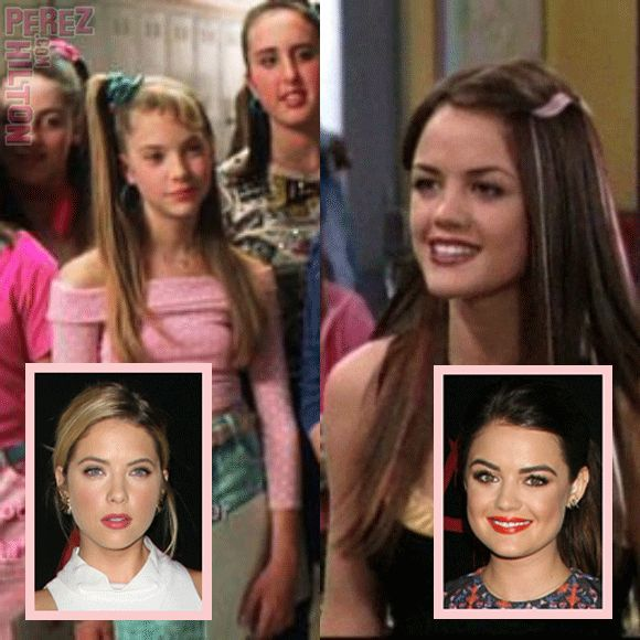#PrettyLittleLiars Cast: Then and Now! http://perezhilton.com/2014-08-26-pretty-little-liars-cast-before-pll